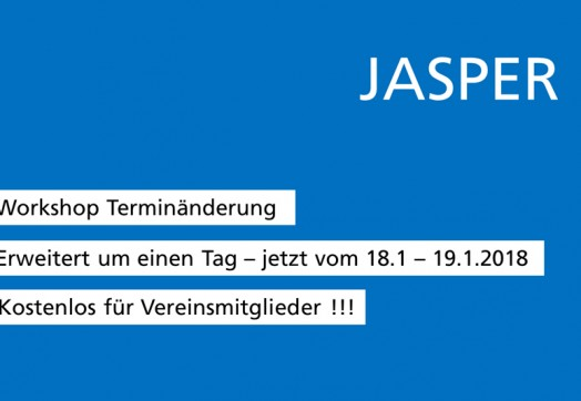 jasper-Workshop